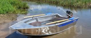 Rusboat. 2018 год год, длина 4,30м., двигатель стационарный, 30,00л.с., бензин