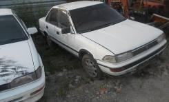 Ремень безопасности. Toyota Corolla, AE91