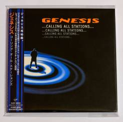 Genesis / Calling All Stations Japan Mini LP SHM-CD Out Of Print