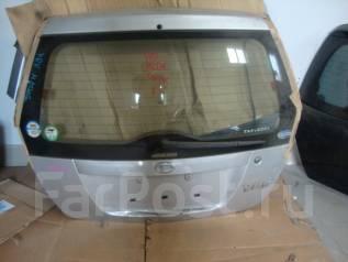Дверь багажника. Daihatsu YRV, M200G, M201G, M211G Двигатели: EJVE, K3VE, K3VET