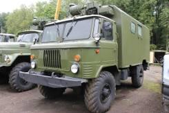 ГАЗ 66. Газ 66 кунг, 4 250 куб. см., 2 000 кг.