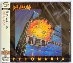 Def Leppard / Pyromania Japan SHM-CD