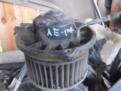 Мотор печки. Toyota Corolla, AE100G, AE100