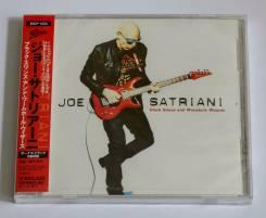 Joe Satriani / Black Swans & Wormhole Wizards Japan CD