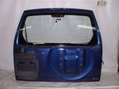Дверь багажника. Mitsubishi Pajero, V63W, V73W, V60, V65W, V75W, V78W, V77W, V68W Mitsubishi Montero, V60