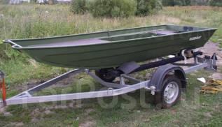 Rusboat. 2018 год год, длина 3,80м., двигатель подвесной, 15,00л.с., бензин