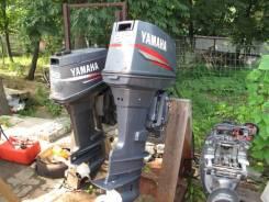 Yamaha. 85,00л.с., 2х тактный, бензин, нога X (635 мм), Год: 2003 год