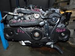 Двигатель в сборе. Subaru Impreza, GG2 Двигатели: EJ15, EJ152