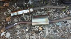 Глушитель. Nissan Skyline, ER33, ER34 Двигатель RB25DET