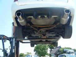 Глушитель. Subaru Legacy, BP9, BP, BPE, BP5