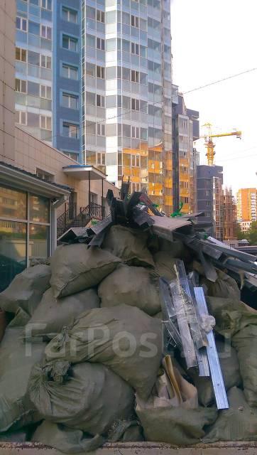 Вывоз строительного мусора и хлама. Качественно, быстро, дёшево!