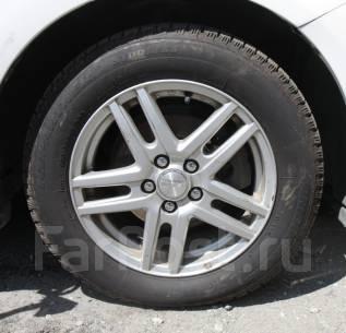 Комплект зимних колес 185/65R15. 6.0x15 5x100.00 ET45
