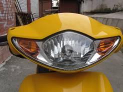 Honda Dio AF57. 50 куб. см., исправен, без птс, без пробега