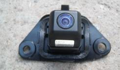 Камера заднего вида. Toyota Highlander, GSU40, GSU45, GSU40L