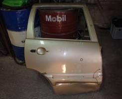 Дверь боковая. Chevrolet Niva Лада 2121 4x4 Нива
