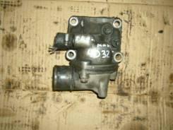Корпус термостата. Mitsubishi Canter, FE425 Двигатель 4D32