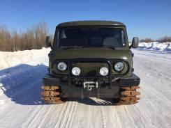 ЗВМ 2411П. Продам гусеничный снегоболотоход , 2 000куб. см., 500кг., 2 800кг.