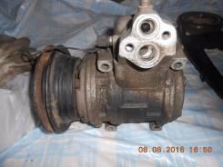 Компрессор кондиционера. Mitsubishi Pajero, V23W, V23C, V43W Двигатель 6G72