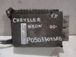Блок управления двигателем Chrysler / Dodge Neon 1999-2005