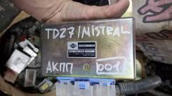 Блок управления автоматом. Nissan Mistral, R20, KR20 Двигатели: TD27B, TD27TI, TD27T, TD27BETI
