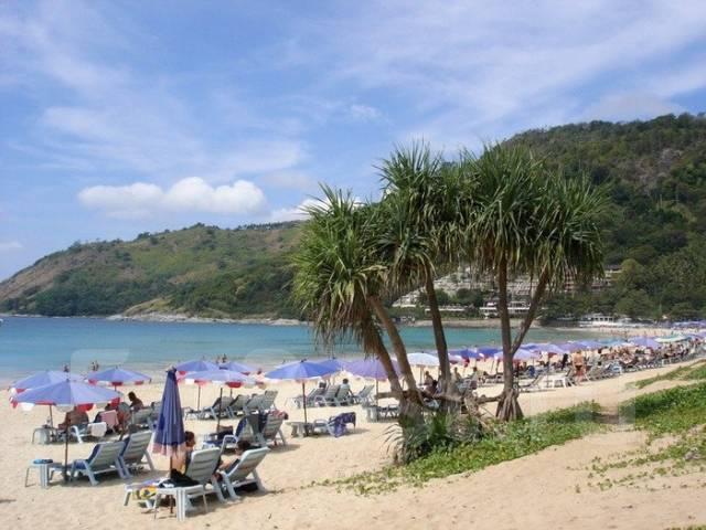 Таиланд. Пхукет. Пляжный отдых. Такой теплый, такой солнечный! Пхукет, Таиланд!