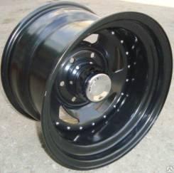 Ikon Wheels. 10.0x15, 5x139.70, ET-24, ЦО 108,7мм.