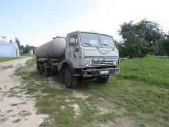 Камаз 53213. Продается автоцистерна ассенизационная на базе камаз-53213, 10 800 куб. см.