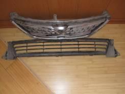 Решетка бамперная. Toyota Mark X, GRX133, GRX130, GRX135