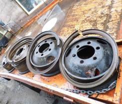 Диски колесные. ГАЗ 53 ГАЗ 3307