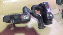 Резонатор воздушного фильтра. Nissan Vanette, SK22MN, SK22VN Двигатели: F8, R2