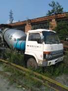Nissan Diesel Condor. Продам миксер, 6 000куб. см., 2,00куб. м.
