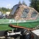 Крым-3. двигатель подвесной, 30,00л.с., бензин