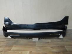 Обвес кузова аэродинамический. Mazda Mazda6, GH