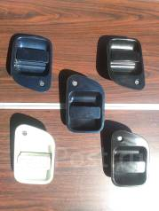 Ручка двери внешняя. Mitsubishi Delica Space Gear, PD4W, PF8W, PC5W, PD5V, PD6W, PC4W, PD8W, PA3V, PA4W, PB5W, PA5W, PB5V, PA5V, PE8W Mitsubishi Delic...