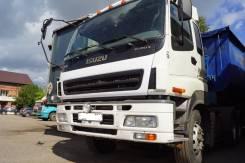 Isuzu Giga. Продаётся грузовик Isuzu EXZ51, 14 256 куб. см., 25 000 кг.