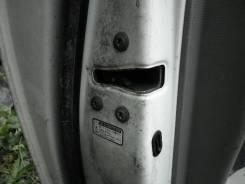 Замок двери. Toyota Vitz, SCP90 Двигатель 2SZFE