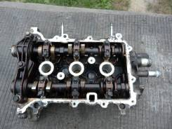 Головка блока цилиндров. Toyota: Vitz, iQ, Yaris, Passo, Aygo, Belta, Tank, Roomy Двигатель 1KRFE