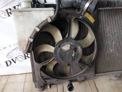 Вентилятор охлаждения радиатора. Geely MK