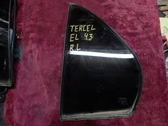 Стекло боковое. Toyota Corsa, NL40, EL43, EL45 Toyota Tercel, NL40, EL45, EL43 Двигатели: 5EFHE, 1NT, 5EFE