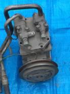 Компрессор кондиционера. Mitsubishi Fuso Двигатели: 6D22, 6D24, 6D22 6D24