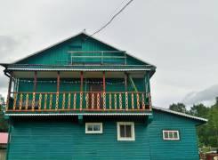 Продам дом в Эссо. С. Эссо, р-н Быстринский, площадь дома 250,0кв.м., площадь участка 3 000кв.м., централизованный водопровод, отопление централиз...