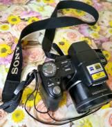 Sony Cyber-shot DSC-H50. 9 - 9.9 Мп, зум: 14х и более