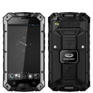Один из Лучших защищенный Conquest S6 2Gb+16Gb+Глонас, 4G LTE. Новый. Под заказ