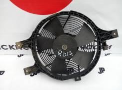 Вентилятор охлаждения радиатора. Nissan Terrano Двигатели: QD32ETI, QD32TI