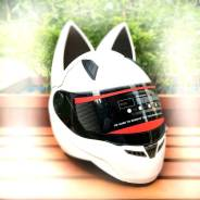 Ушки на шлем.