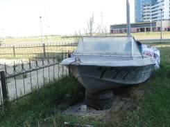 Крым. Год: 1991 год, длина 4,30м., двигатель подвесной, 30,00л.с., бензин