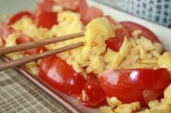 Яйцо с помидорами 500гр 249 руб