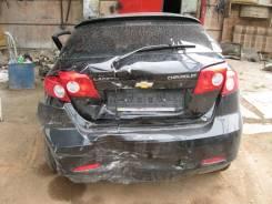 Сцепное устройство (Фаркоп) Chevrolet Lacetti