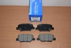 Колодка тормозная. Mitsubishi Outlander, GF7W, CW4W, GF8W Mazda Mazda6