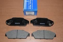 Колодка тормозная. Honda: Rafaga, Vigor, Accord, Ascot Innova, Accord Inspire, Ascot Двигатели: F22A9, F22A1, F20A5, F20A2, F22A3, F22A2, F20A3, F22A5...